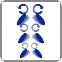 Massagetechnik Kneten & Flattern