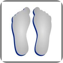 Massagetechnik Fußreflexzonenmassage