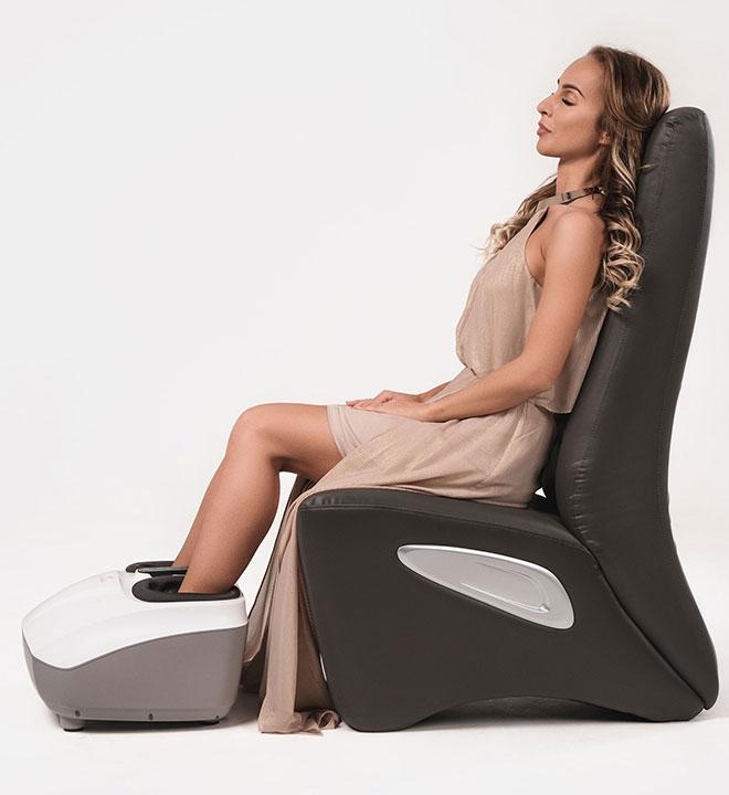 ReflexoMed II mit Sessel