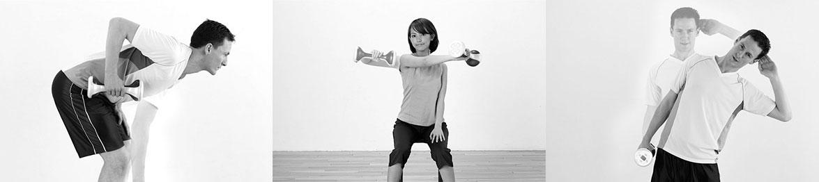 Hantel-Übungen JKL