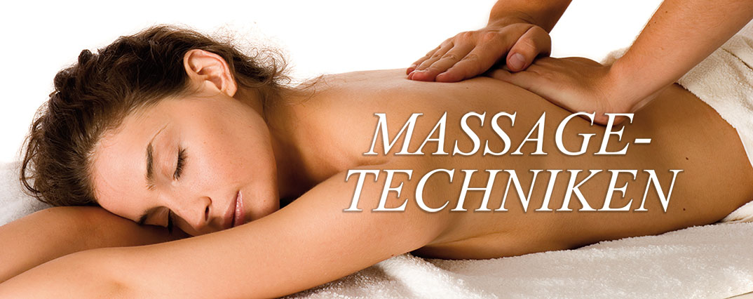 Comfort Massagetechniken
