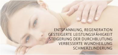 Massage Herkunft & Wirkung