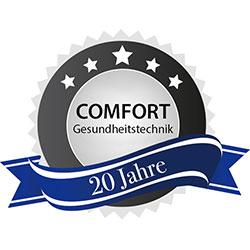 Comfort Gesundheitstechnik Jubiläum